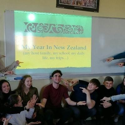 Un an en Nouvelle Zélande